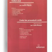 Cod civil si Cod de procedura civila - editura Solomon