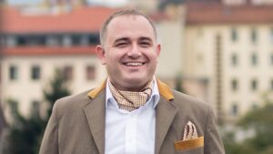 Interviu Cosmin Flavius Costas - Editura Solomon
