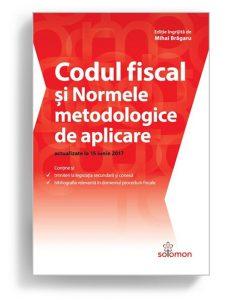 Codul fiscal si normele metodologice de aplicare - Editura Solomon