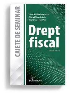 Drept fiscal, caiete de seminar - Editura Solomon