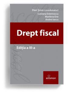 Drept fiscal - Editura Solomon