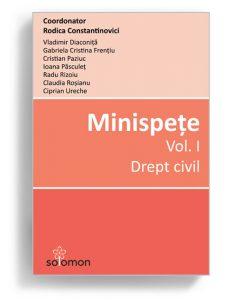 Minispete - volumul 1 - Drept Civil - Editura Solomon