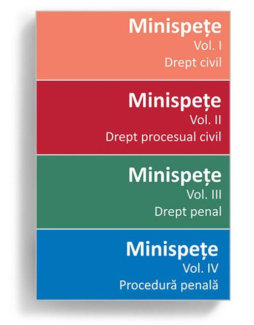 Pachet minispete - Editura Solomon