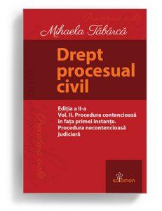 Drept Procesual Civil - Editura Solomon
