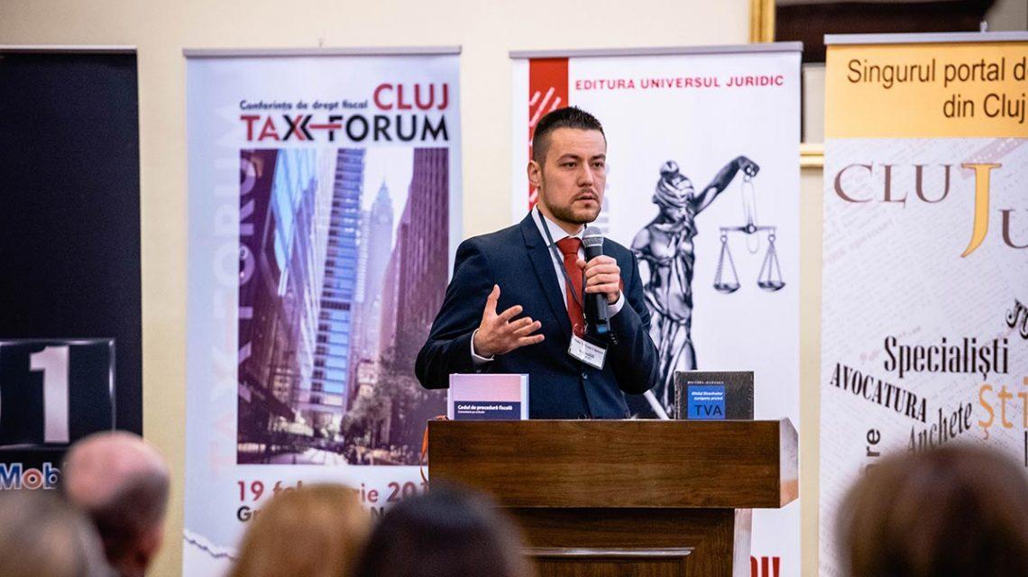 Lansare Codul de procedura fiscala, Cosmin Flavius Costas - Editura Solomon