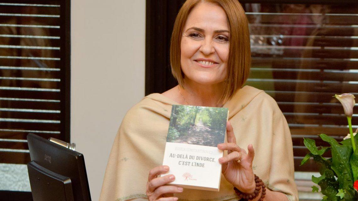 Lansare Dincolo de divort e India, Rodica Constantinovi - Editura Solomon