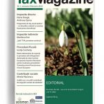 Abonament Tax Magazine - Editura Solomon