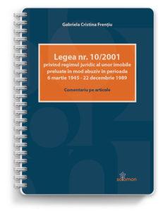 legea nr 10/2001 - editura solomon