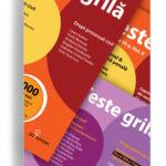 pachet teste grila 3 volume - editura solomon