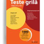 teste grila-editia 6 volumul 1 - editura solomon