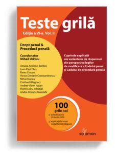 teste grila-editia 6 volumul 2 - editura solomon