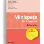 minispete vol 1 drept civil - editura solomon