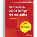 procedura civila in fise de revizuire editia 2 - editura solomon