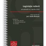 legislatia rutiera 2020 vasile bozesan - editura solomon
