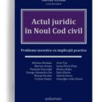 Actul juridic in noul cod civil