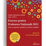Exersez pentru Evaluarea Națională 2021. Teste cu sugestii și modele de rezolvare completă