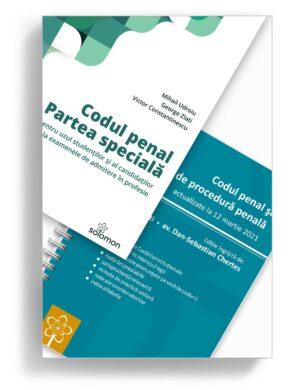 Pachet-Codul-penal-partea-speciala-codul-de-procedura-penala-martie-2021-editura-solomon